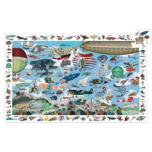 Djeco Aero Club 200pc Jigsaw Puzzle