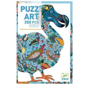 Djeco Puzz' Art Dodo 350pc Jigsaw Puzzle