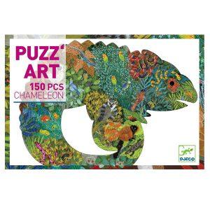 Djeco Puzz' Art Chameleon 150pc Jigsaw Puzzle