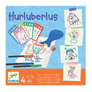 Djeco Hurluberlus Drawing Game