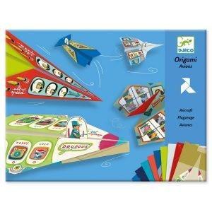 Djeco Origami Planes