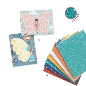 Djeco Mosaics – Butterflies