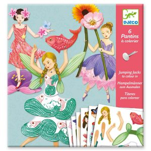 Djeco Fairy Jumping Jacks