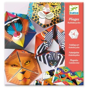 Djeco Kaleidocycles – Flexanimals