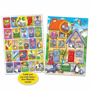 Orchard Toys Look and Find Alphabet Puzzle