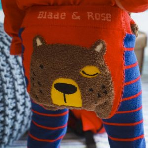 Blade and Rose Bear Leggings