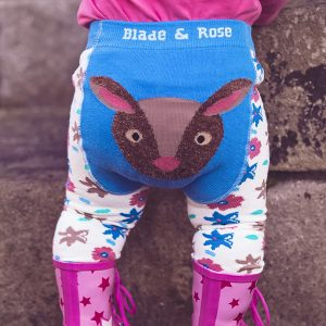 Blade and Rose Deer Leggings