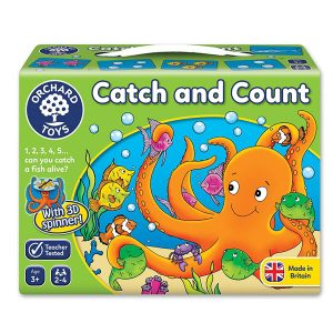Orchard Toys Catch and Count Game
