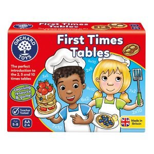 Orchard Toys First Times Tables Game