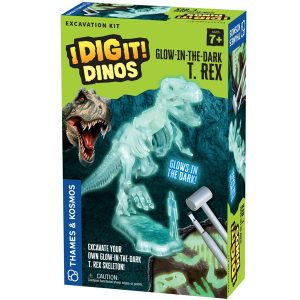 Thames and Kosmos Dig It Dino – Glow T-Rex