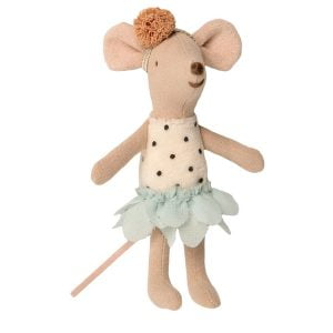Maileg Little Miss Mouse in Suitcase – Little Sister