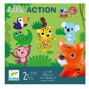 Djeco Little Action – Toddler Game