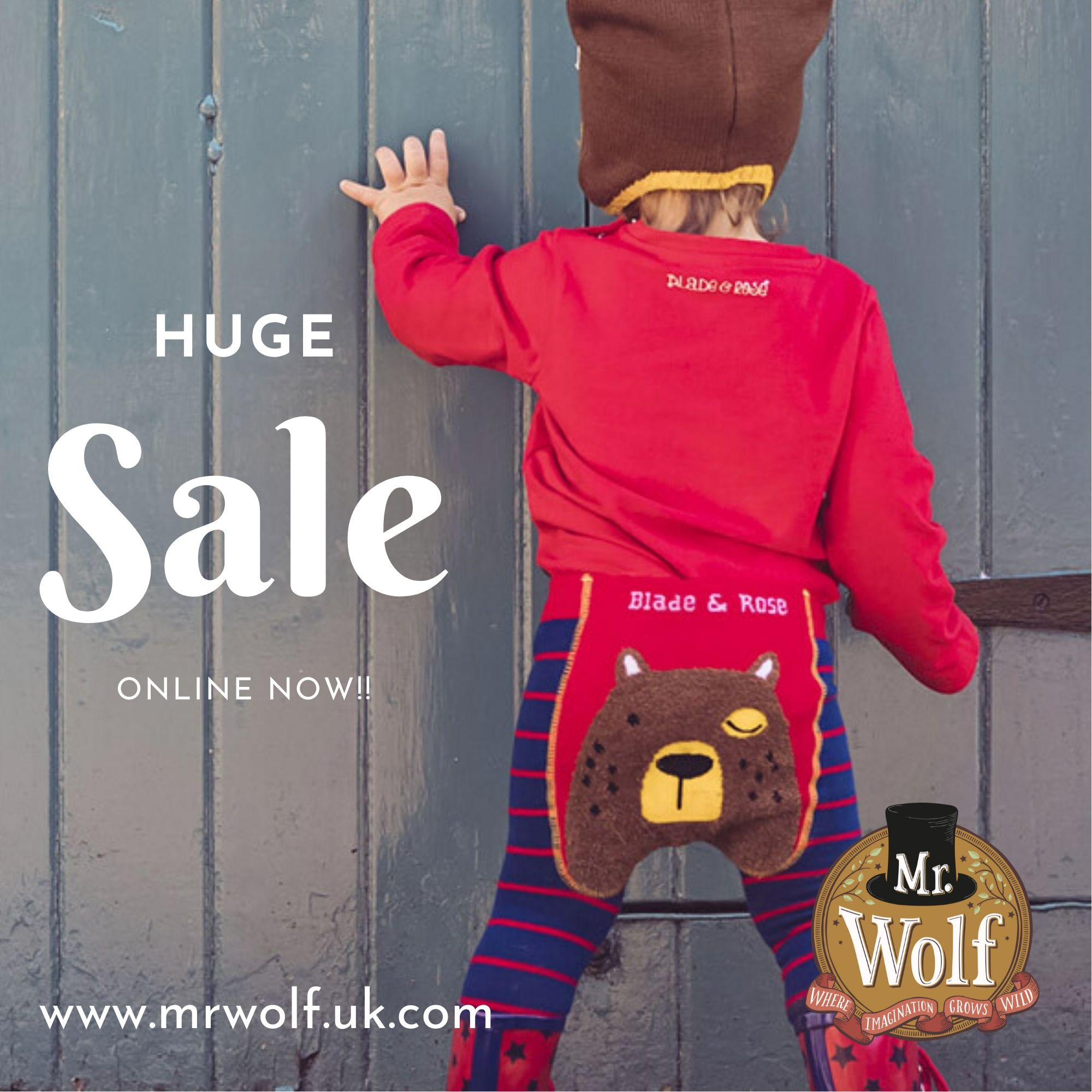 Cosy Savings in our End of Spring SALE