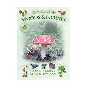 Let's Look in Woods and Forests Activity Book