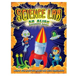 Science Lab – An Alien Activity Book