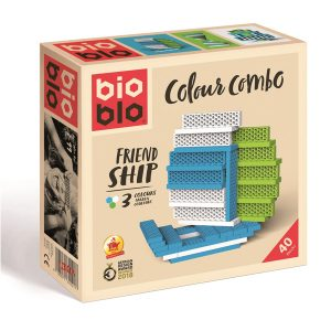 BioBlo Eco Construction Blocks – Friendship