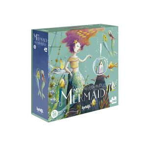 Londji My Mermaid Glitter Puzzle