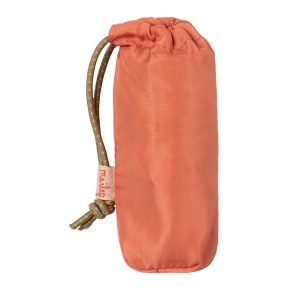 Maileg Peach Sleeping Bag – Small Mouse