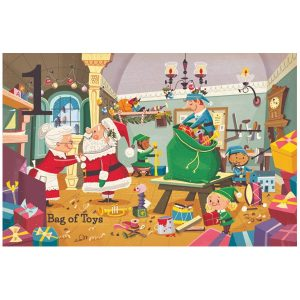 Christmas Count and Find Primer Board Book