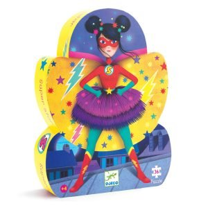 Djeco Super Star Jigsaw Puzzle 36 piece