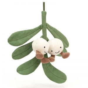 Jellycat Amuseable Christmas Mistletoe