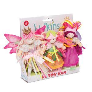 Le Toy Van Budkins Garden Fairy Gift Set