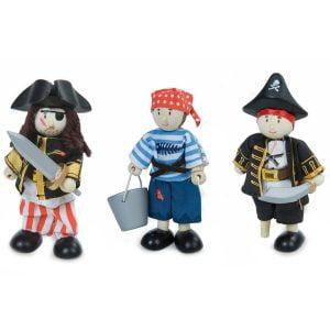 Le Toy Van Budkin Pirate Set