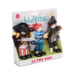 Le Toy Van Budkin Pirate Set