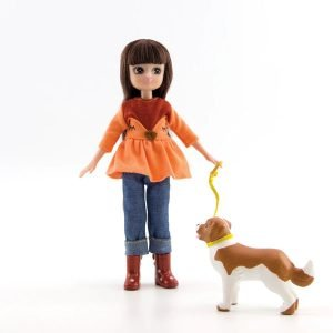 Lottie Doll Walk in the Park