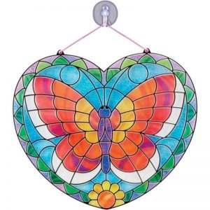Melissa And Doug Stained Glass Made Easy – Butterfly