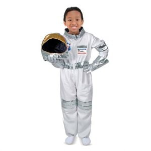 Melissa and Doug Astronaut Role Play Costume Set