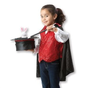 Melissa and Doug Magician Role Play Costume Set