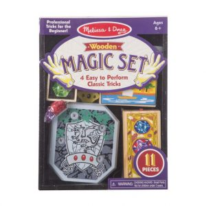Melissa and Doug Wooden Discovery Magic Set