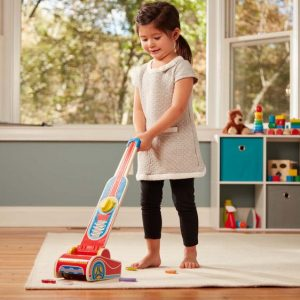 Melissa and Doug Vacuum Cleaner Play Set