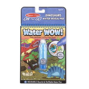 Melissa and Doug Water Wow – Dinosaur