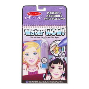 Melissa and Doug Water Wow – Make Up and Manicures