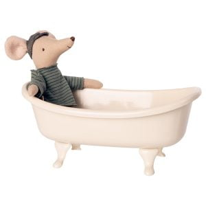 Maileg Miniature Bath Tub