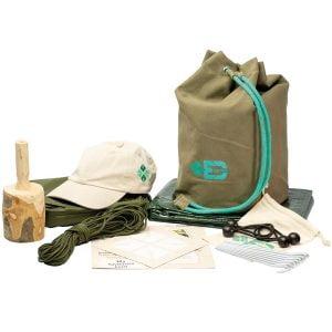 The Den Kit Company's Ed Stafford Shelter Kit