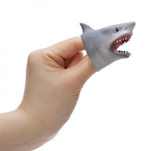 Schylling Baby Shark Finger Puppet