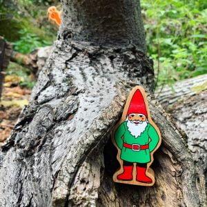 Lanka Kade Wooden Gnome