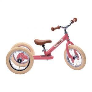 Trybike 2 in 1 Steel Vintage Pink