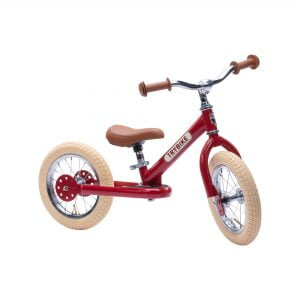 Trybike 2 in 1 Steel Vintage Red