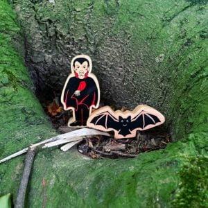 Lanka Kade Wooden Black Bat
