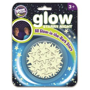 Glow Starry Night – 60 Stars
