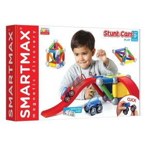 SmartMax Magnetic Stunt Cars Set