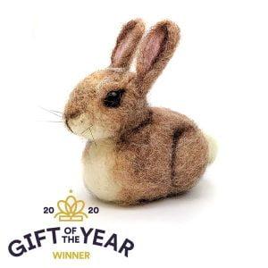 Crafty Kit Company – Baby Bunny Needle Felting Kit