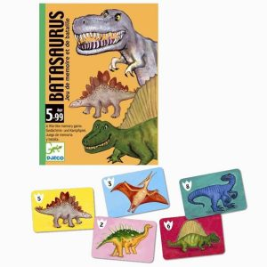 Djeco Batasaurus Card Game