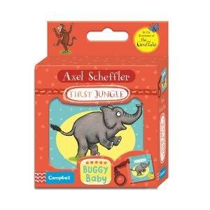 Axel Scheffler's First Jungle Buggy Book