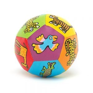 Jellycat Jungly Boing Ball