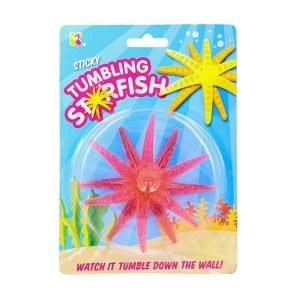 Sticky Tumbling Starfish